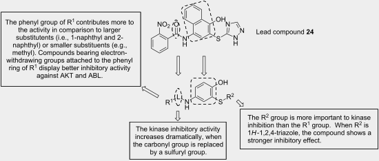 Natural phenolic metabolites with anti-angiogenic