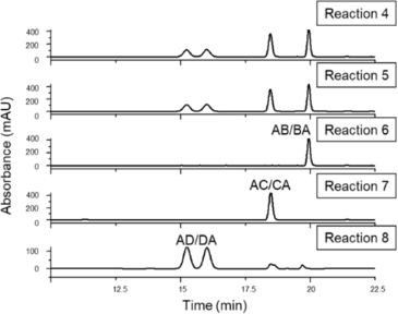 Homo- and hetero-difunctionalized β-cyclodextrins: Short