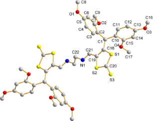 1 EXPERIMENT 3 Organic Chemistry I  White hydrogen 1  Red oxygen 2   This type of formula is called a complete structural formula