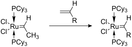 Synthesis Of Ru Alkylidene Complexes