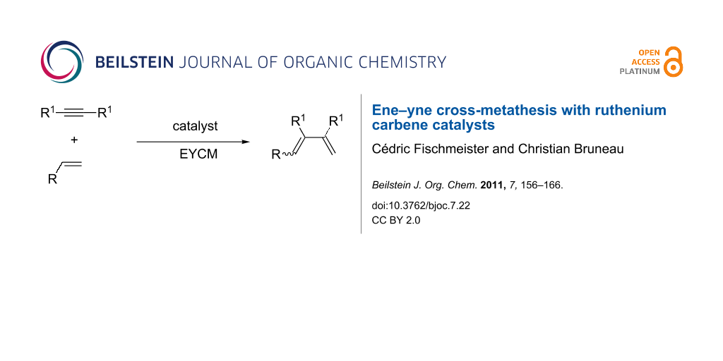 cross metathesis review During the past 4 years the transition metal catalysed alkene cross-metathesis reaction has enjoyed it has been noted in a recent review that 4 successfully.