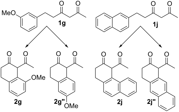 Mechanistic studies on the CAN-mediated intramolecular