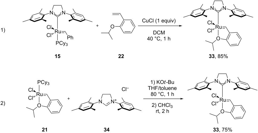 olefin metathesis big deal reaction The organometallic hypertextbook: olefin metathesis discusses olefin (alkene) big deal reaction olefin metathesis is a popular and useful reaction.