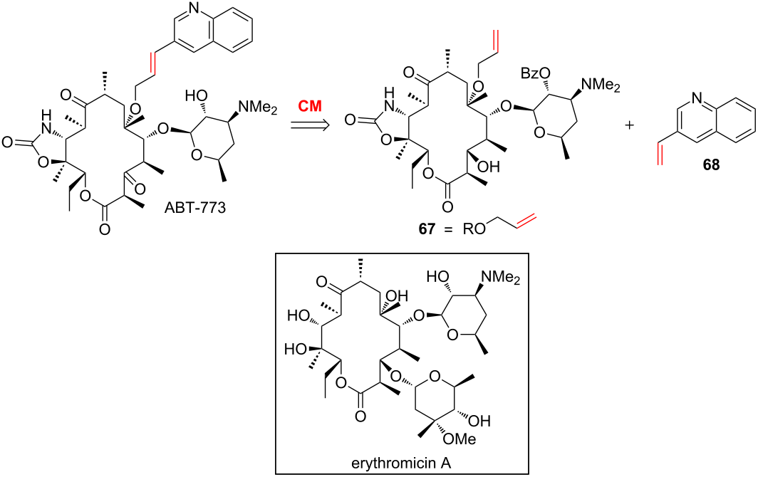 olefin metathesis and beyond An expedient route to substituted furans via olefin cross-metathesis the olefin cross-metathesis olefin metathesis and beyond.