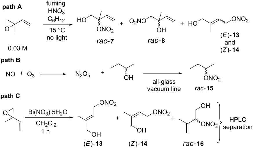 Comparison of Three Isomers of Butanol