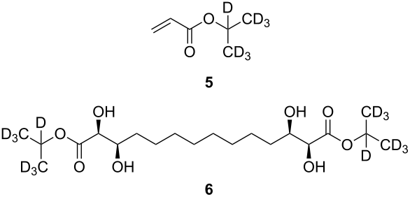 Gelation or molecular recognition; is the bis-(α,β