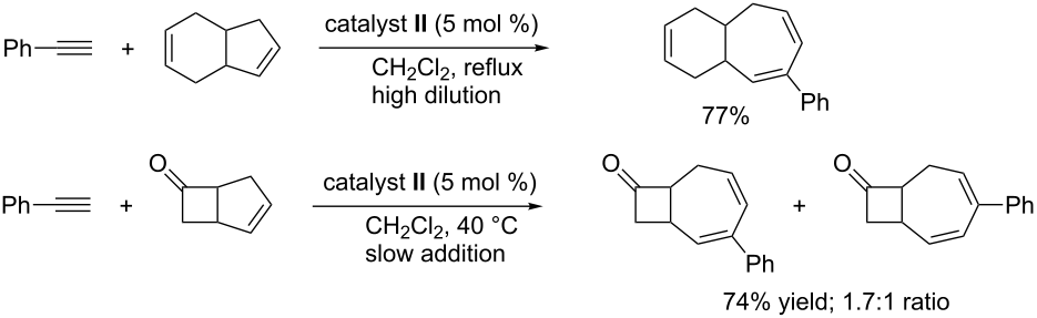 olefin metathesis in carbohydrate chemistry Green chemistry • starting can be modified by olefin metathesis to olefin metathesis catalysts for the synthesis of molecules and materials.